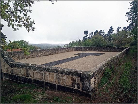 Cemitério de Santo Estêvão - Sabugal
