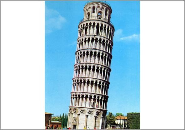 Torre de Pisa - Capeia Arraiana