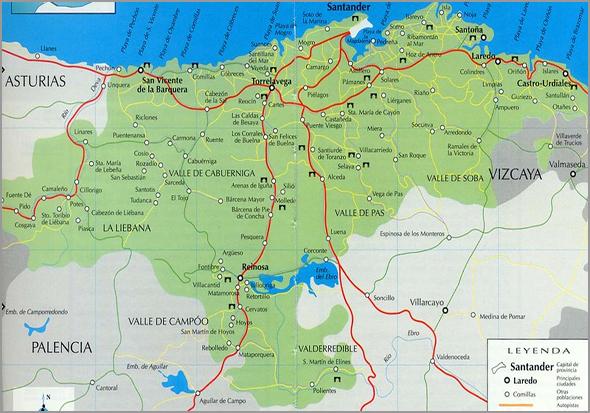 Viagem de lua-de-mel na região da Cantábria - Capeia Arraiana