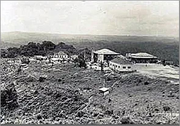 O quartel em Bata Sano - Capeia Arraiana