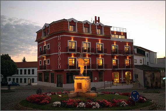 Residencial Robalo - uma das poucas unidades hoteleiras do concelho do Sabugal