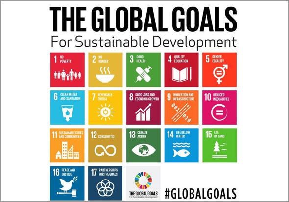 Metas globais para o desenvolvimento sustentado - Capeia Arraiana