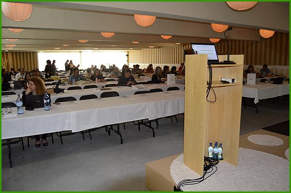 Sala do Congresso no Cró Hotel Rural já está bem composta
