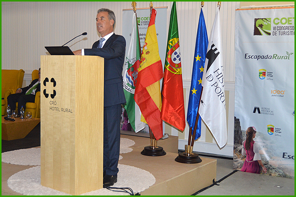 João Paulo Catarino, secretário de Estado da Valorização do Interior