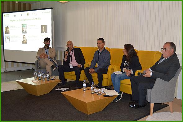 Mesa de debate: Negócios na Raia, Negócios sem Fronteiras - Capeia Arraiana