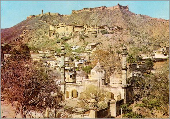 Palácio e Forte de Amber