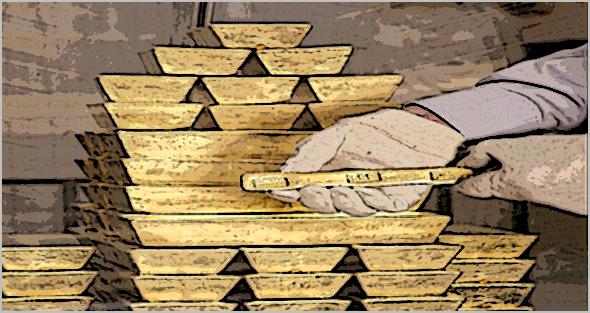 Reservas de ouro do Banco de Portugal são fonte de dividendos - Capeia Arraiana