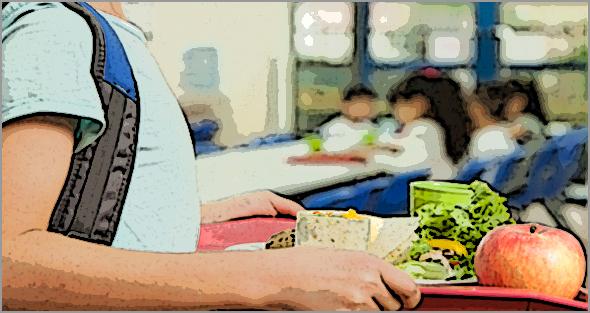 Continuam as queixas contra refeições nas escolas