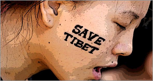 Organizações de Direitos Humanos lutam pelo Tibete desde 2008.