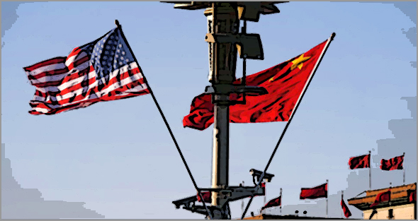 Guerra comercial entre a China e os EUA vai prejudicar-nos a todos...