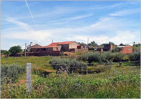 Quinta de Gralhais no Casteleiro - Capeia Arraiana