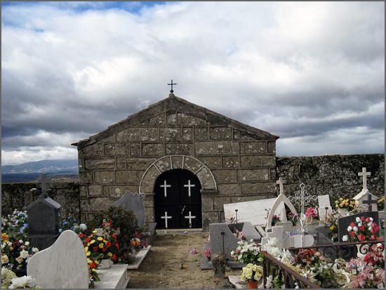 Capela de S. Tiago - Sortelha