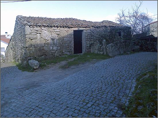 Casa tradicional do Dirão da Rua