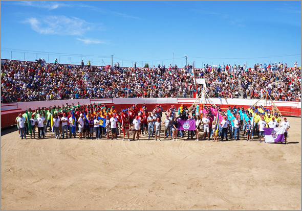 Festival O Forcão - Aldeia da Ponte - Capeia Arraiana