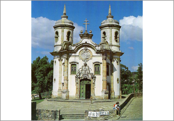Igreja de S. Francisco de Assis