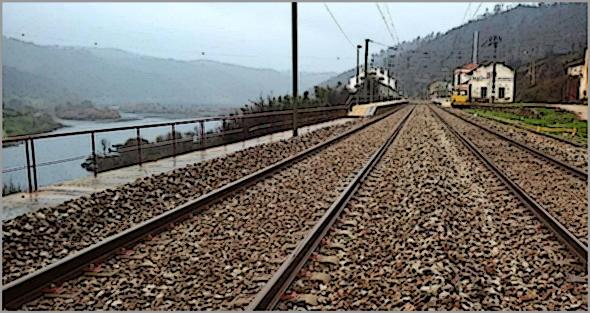 Reabilitação da Linha da Beira Baixa: Abrantes/Vila Velha de Ródão: 120 dias de obras