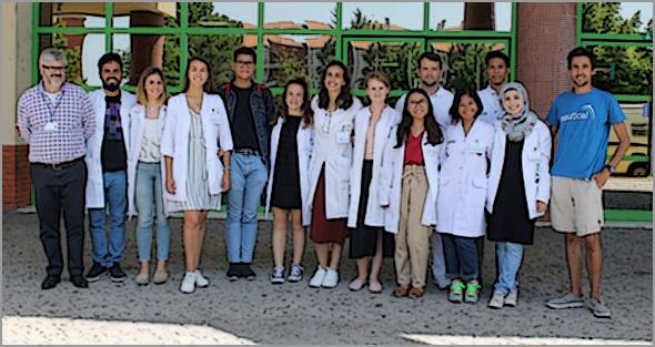 Estágios clínicos de Verão no Centro Hospitalar Universitário Cova da Beira - Covilhã