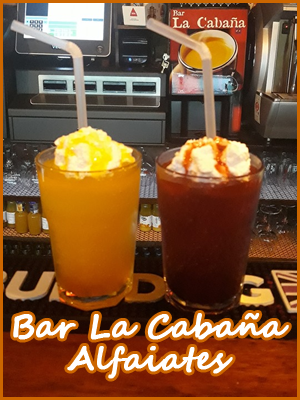 Bar La Cabaña - Alfaiates - Sabugal