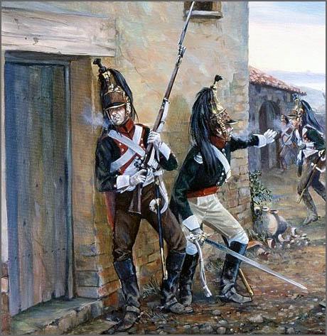Os invasores praticaram muitas atrocidades