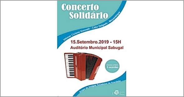 15 de setembro,15 horas: Tocadores de Acordeão no Auditório Municipal - Sabugal