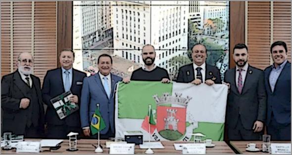 Geminação de Belmonte com São Paulo