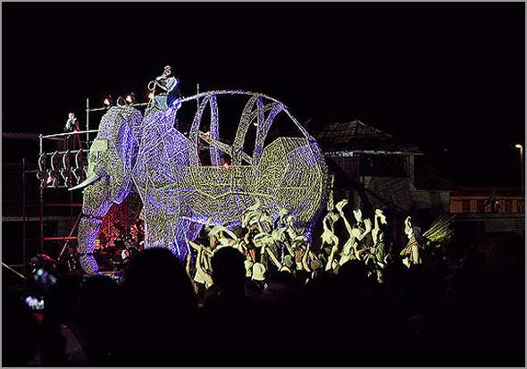 Viagem do Elefante em Sortelha - 2013