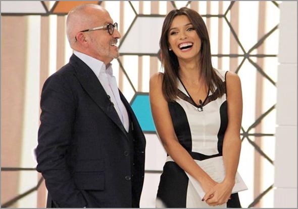 Muita gente acredita que Felipa Garnel vai investir neesta dupla (Manuel Luís Goucha e Maria Cerqueira Gomes)