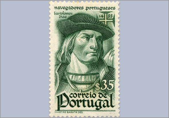 Navegador português Bartolomeu Dias