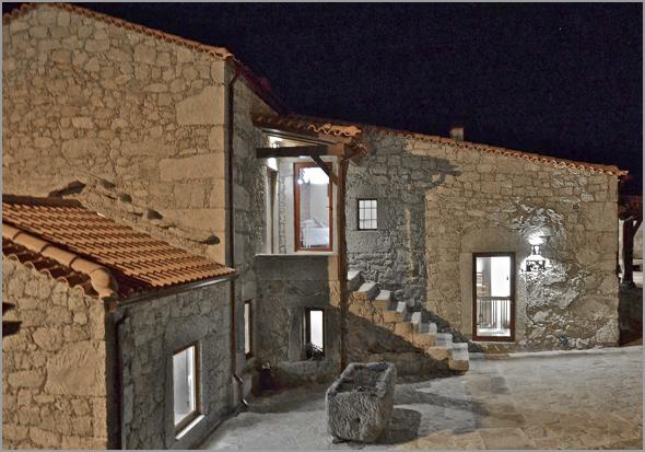 Casas de Campo Carya Tallaya em Vale das Éguas