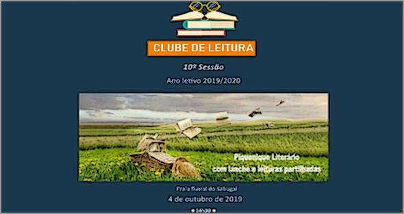 Desta vez, junto do Côa: mais uma sessão do Clube de Leitura da Universidade Aberta