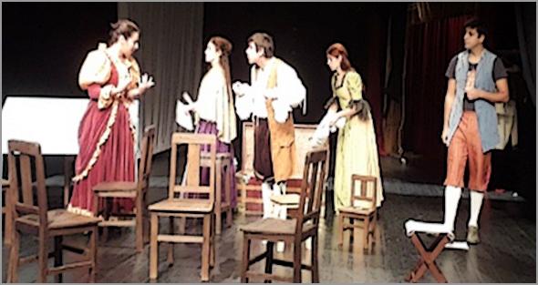 Teatro das Beiras estreia nova peça