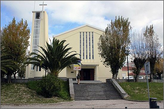 Igreja de São José, Algueirão, Sintra