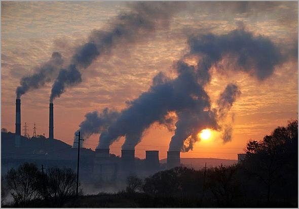 Questões ambientais e... questões políticas
