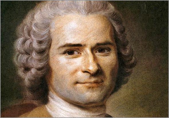 Jean-Jacques Rousseau (1712-1778) - Filósofo do iluminismo e um precursor do romantismo