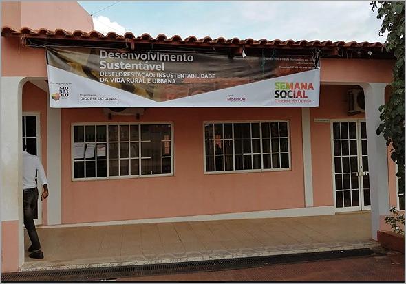 Desenvolvimento sustentável na Diocese do Dundo