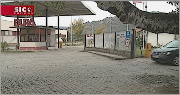 Guarda - DURA despede 66 trabalhadores