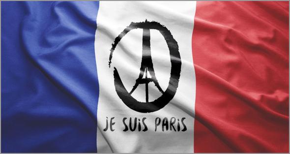 «Je suis Paris» - o Terrorismo sempre presente nas notícias