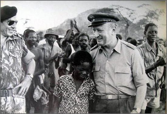 Kaúlza de Arriaga em Moçambique