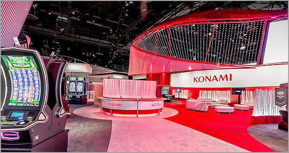 Konami Gaming - Tecnologia de reconhecimento facial está a chegar às Slot Machines