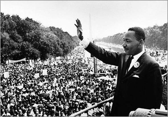 «Eu tenho um sonho», Martin Luther King