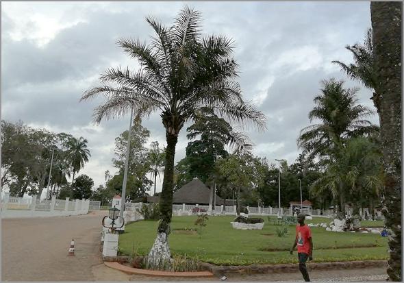 O Primeiro Balanço da missão em Angola