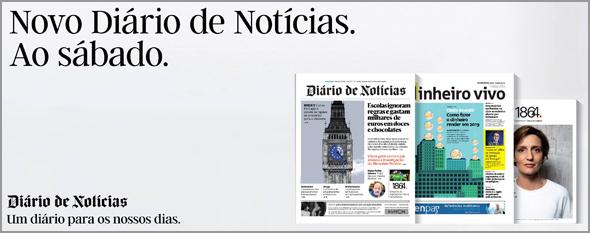 «Diário de Notícias» o jornal diário que passou a semanário