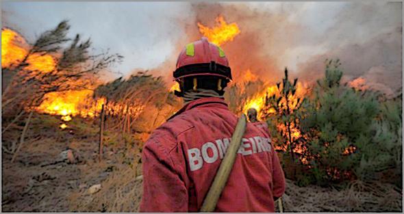 IPG: formação de bombeiros em Protecção Civil