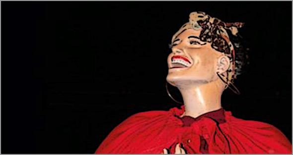Caria celebrou a Santa Bebiana, padroeira das mulheres bêbadas - Uma tradição muito especial...