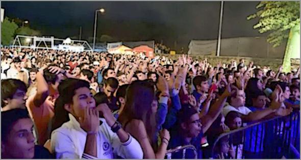 """""""Côa Summer Fest"""" nomeado para melhor festival ibérico"""
