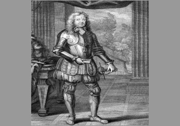 D. Henrique de Sousa Tavares, 1.º Marquês de Arronches (gravura: wikipédia)