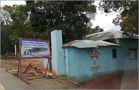 Fronteira entre Angola e o Congo