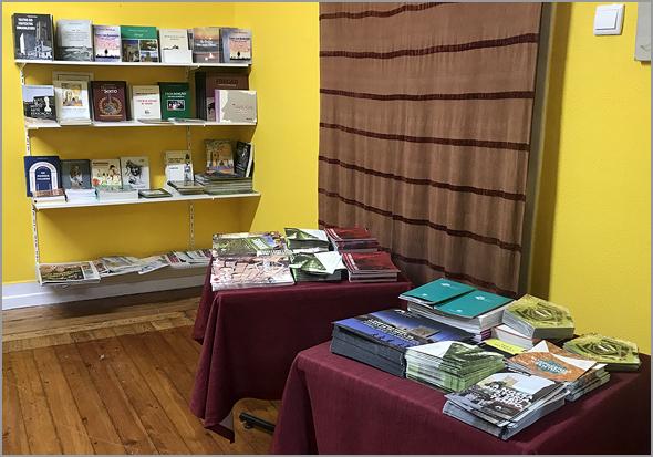 Espaço de divulgação literária e turística do Concelho do Sabugal