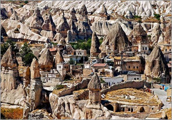 Capadocia na Turquia