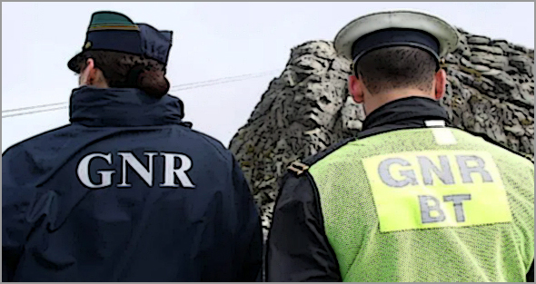 Guarda: GNR apoia IPSS e outras instituições